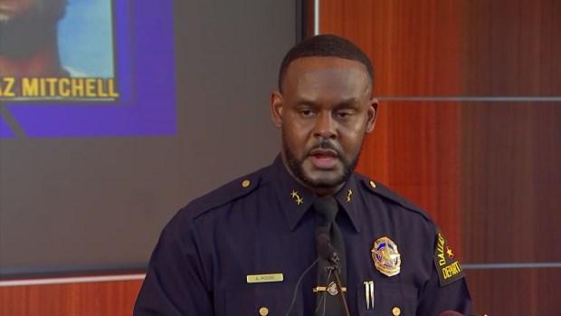 Dallas Police Update Joshua Brown Murder