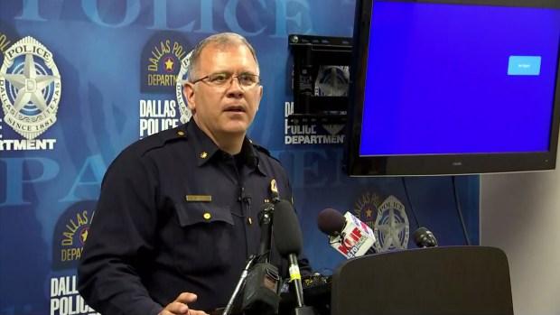 Raw: Dallas Police Update on Serial Homicide Arrest Presser