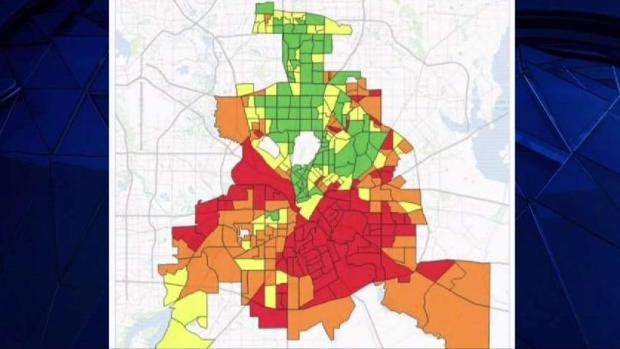 Poverty in Dallas Rooted in Racial, Income Segregation: Study