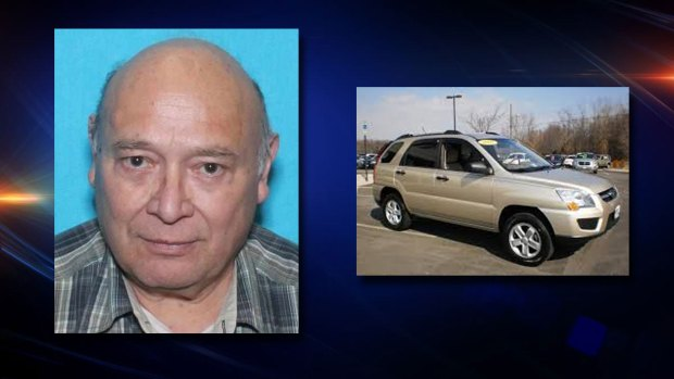 [DFW] Silver Alert Issued for Red Oak Man