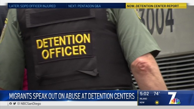 [NATL DGO] Migrants Speak Out on Abuse at Detention Centers