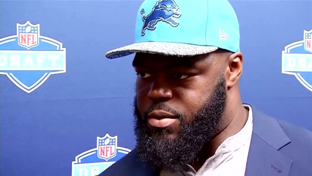 FW Native A'Shawn Robinson Talks About Being Drafted