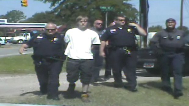 Prosecutors Give Timeline Of Accused Church Shooter