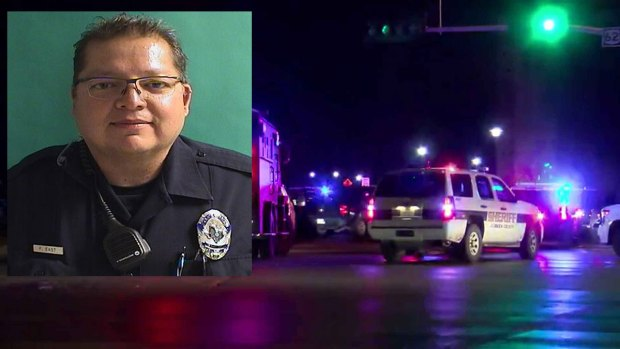[DFW] Slain Texas Tech Officer Identified; Became Officer in May
