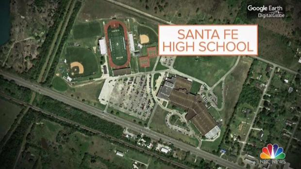 NBC Special Report: Eight to 10 Killed in TX School Shooting