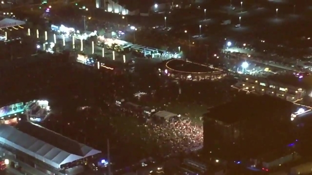 58 dead in Las Vegas shooting at the Route 91 Highway Festival