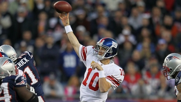 Eli Manning Likes His Chances At JerryWorld