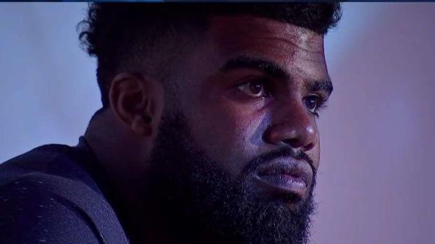 Ezekiel Elliott Involved in Fight at Dallas Bar: Source