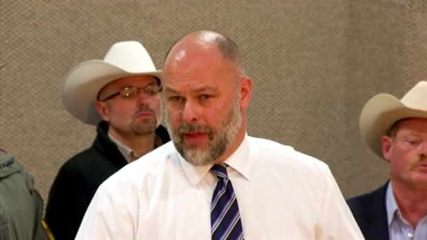 Ellis County Officials Give Latest on School Shooting
