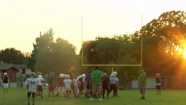 [DFW] Honor, Respect: Teaching Dallas Youth Through Football