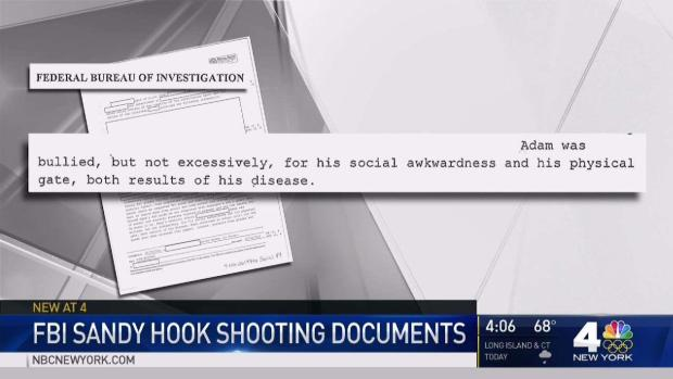 [NATL-NY] FBI Posts Sandy Hook Shooting Investigation Docs Online