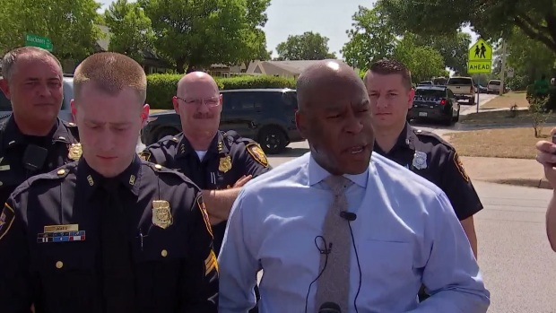 FBI and Police Give Update on Attempted Bank Robbery