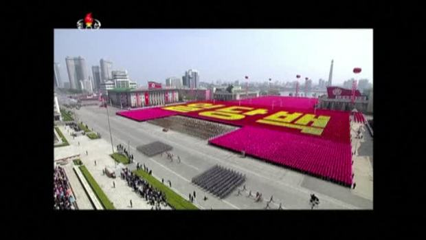 [NATL] North Korea Founder's Birthday Celebration