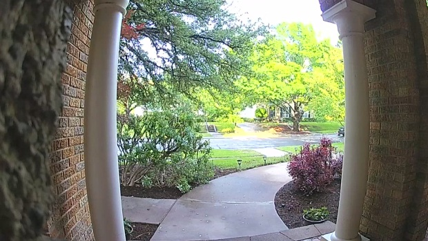 Doorbell Camera Captures Kidnapping Suspect's Vehicle