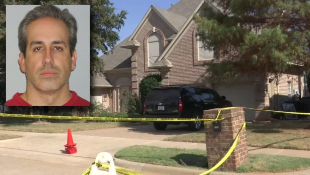 [DFW] Husband Charged with Wife's Murder