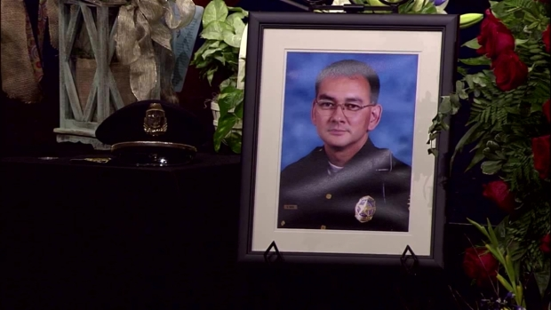 Friend of Sgt. Michael Smith Remembers Slain Officer