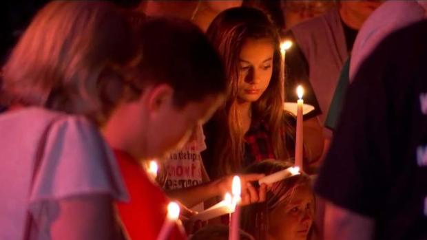 [DFW] Vigil Held for Young Girls Slain in Shooting at Home