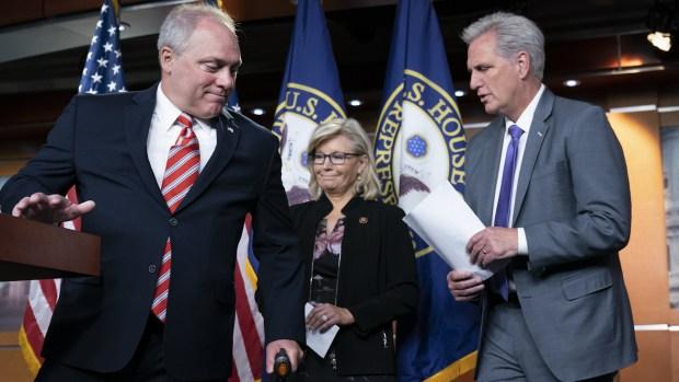 [NATL] House GOP Leadership Defends Trump's Tweets: 'No,' Not Racist