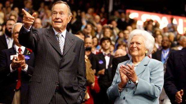 [DFW] How 'Literacy' Helped Write the Bush Legacy
