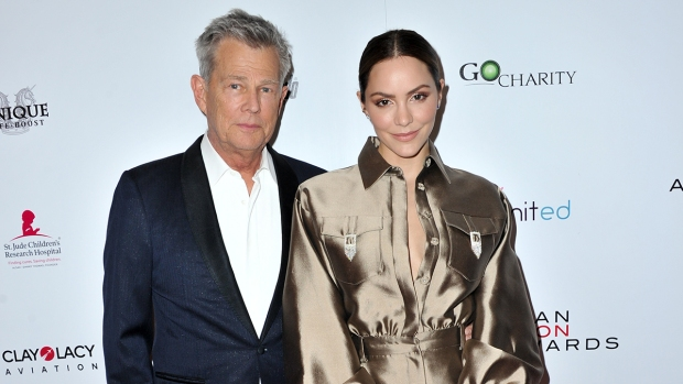 [NATL] Celebrity Hookups: David Foster, Katharine McPhee Marry