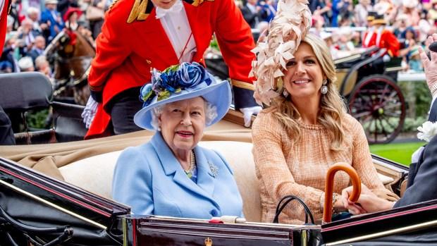[NATL-USE THIS ONE] Royal Family Photos: Royal Ascot 2019