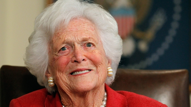 [DFW-HOLD] Barbara Bush Remembered as Matriarch of a Political Dynasty