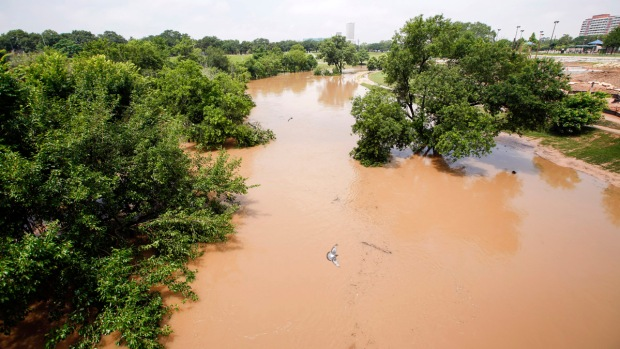 [NATL-DFW] Record Rains Spawn Epic Floods in Texas