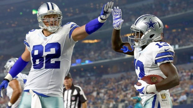 Images From the Sidelines: Cowboys vs. Vikings