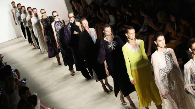 N.Y. Fashion Week: Spring/Summer 2016