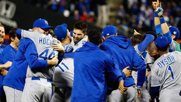 [NATL] Mets v. Royals: World Series Photos