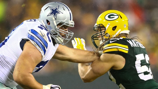 From the Sidelines: Cowboys v. Packers