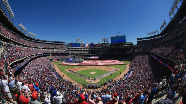 DMN: Rangers to Announce New Stadium Plans