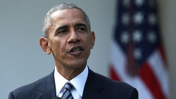President Obama's Full Post-Election Remarks