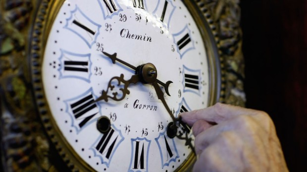 History of Daylight Saving Time: NBC 5's Brian James