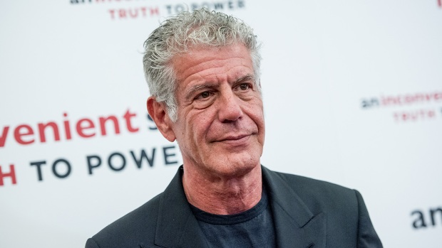 [NATL] Celebrity Chef Anthony Bourdain Dies at 61