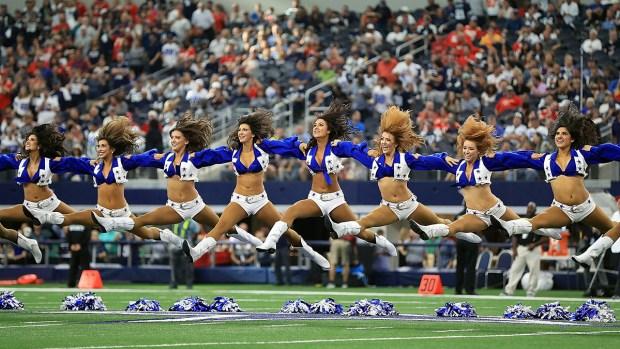 Photos: Dallas Cowboys Cheerleaders 2017