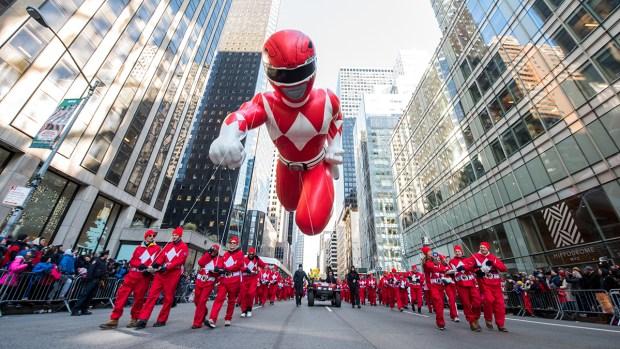 [NATL] Macy's 2017 Thanksgiving Parade in Photos