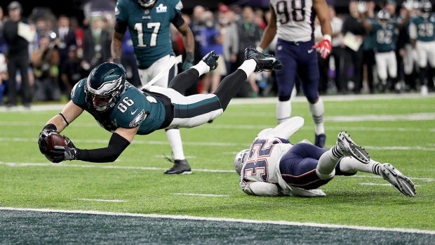 In Photos: Top Moments of Super Bowl LII