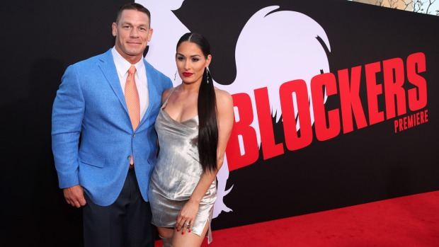 Celeb Breakups: John Cena and Nikki Bella
