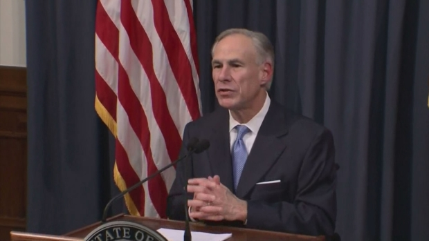 [DFW] Raw Video: Gov. Abbott Calls for Special Legislative Session
