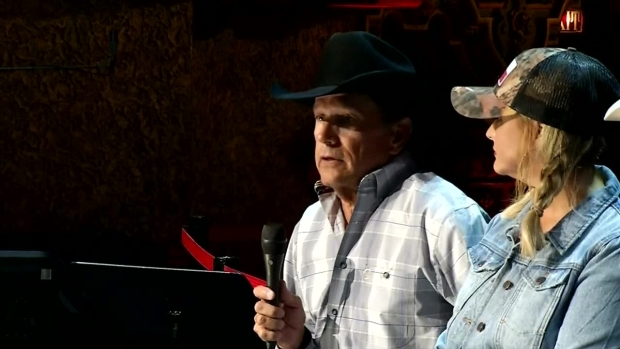 [DFW] George Strait, Guests Ready for Hurricane Harvey Relief Show