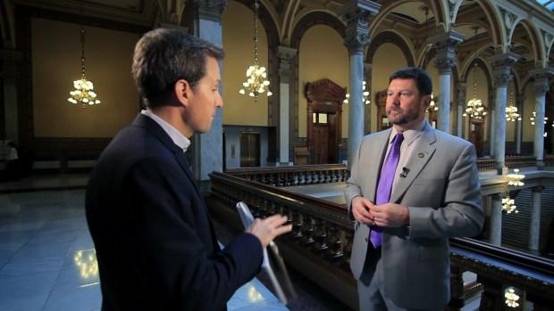 Extra: Indiana State Rep. Jim Lucas on Passing CBD Legislation