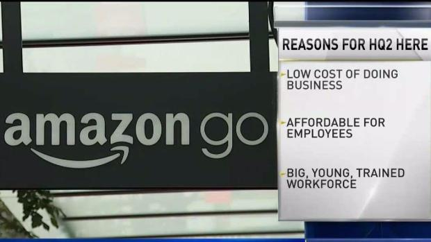 Amazon's HQ2 Timeline Remains Unclear