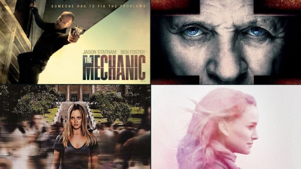 "New on Home Video: ""The Mechanic"" Is ""The Rite"" ""Roommate"" for ""The Other Woman"""