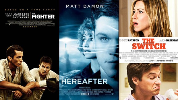 "New on Home Video: ""The Fighter,"" ""Hereafter"" & ""Sharktopus"""