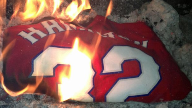 Burn Or Recycle Departed Players Jerseys?