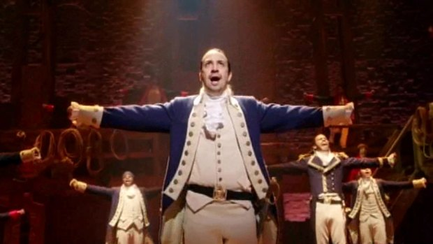 [DFW] 'Hamilton' is Coming to Dallas Summer Musicals