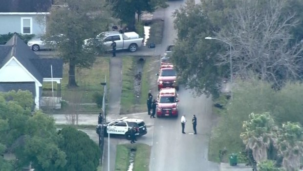 Multiple Police Officers Injured in Houston Shooting