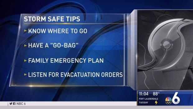 How to Stay Safe During a Storm