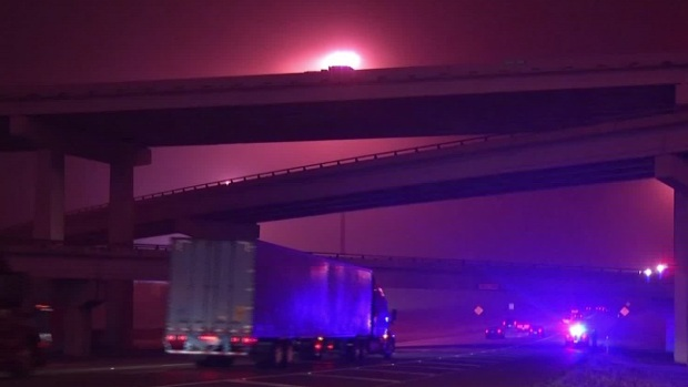 [DFW] Dallas Firefighter Dead After Fall Off Icy Bridge